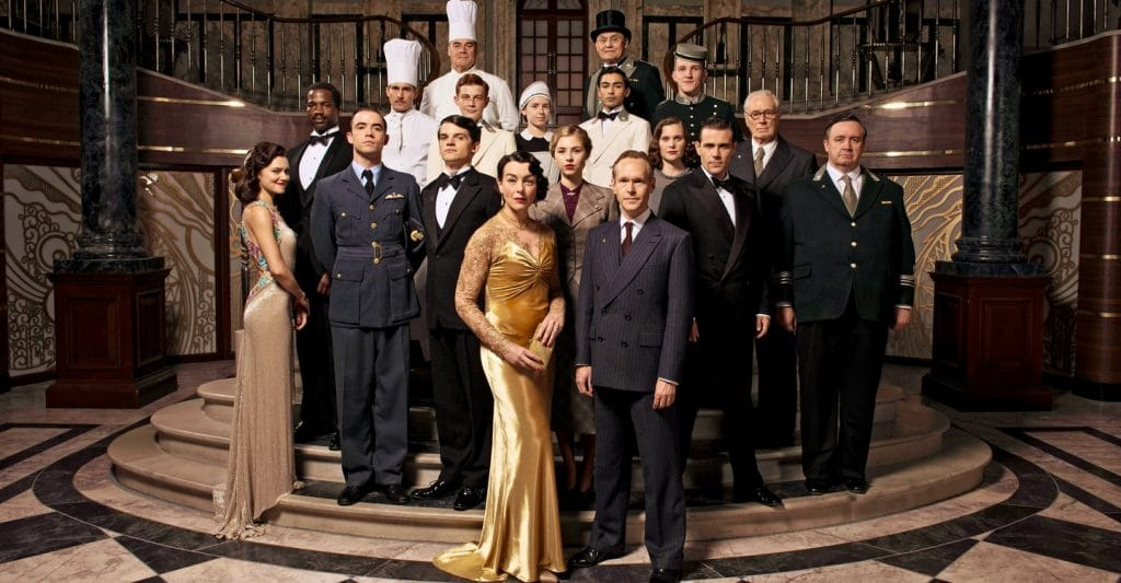 17 British TV Shows like Downton Abbey 11