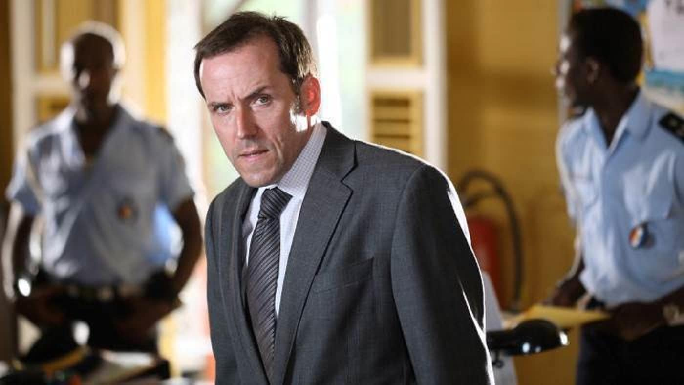 ITV Commissions a British Professor T Adaptation Starring Ben Miller 1
