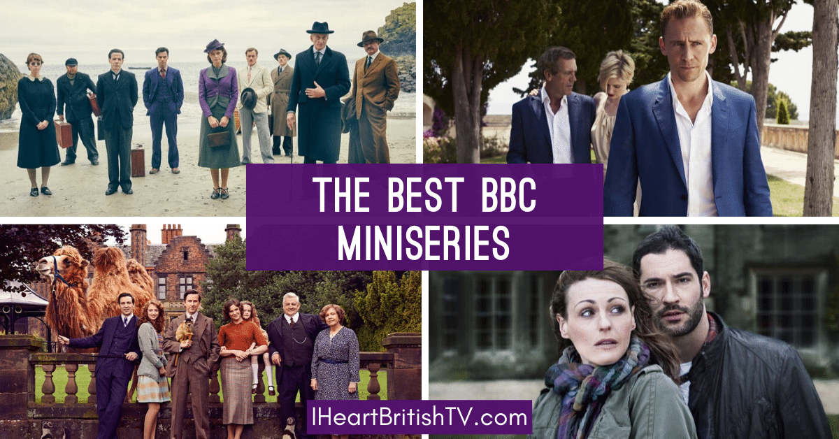 the best bbc miniseries
