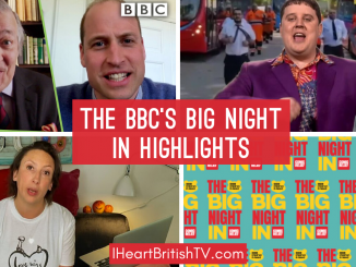 Watch the Sketches From the BBC's Big Night In 2