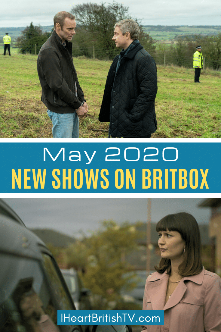 BritBox Premieres: What's New on BritBox in May 2020? 10