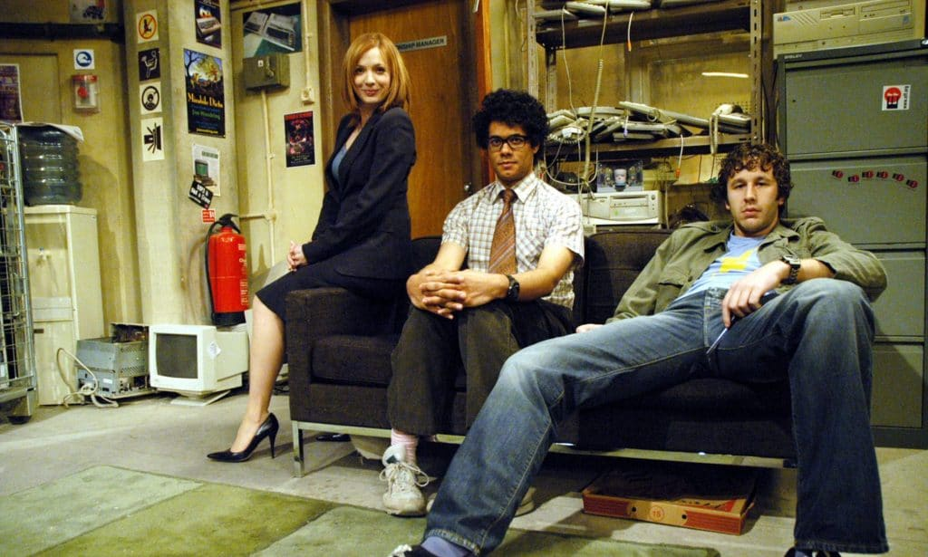 The IT Crowd Cast - Where Are They Now? 1