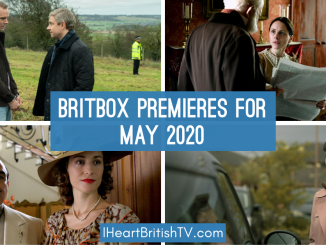 BritBox Premieres: What's New on BritBox in May 2020? 8