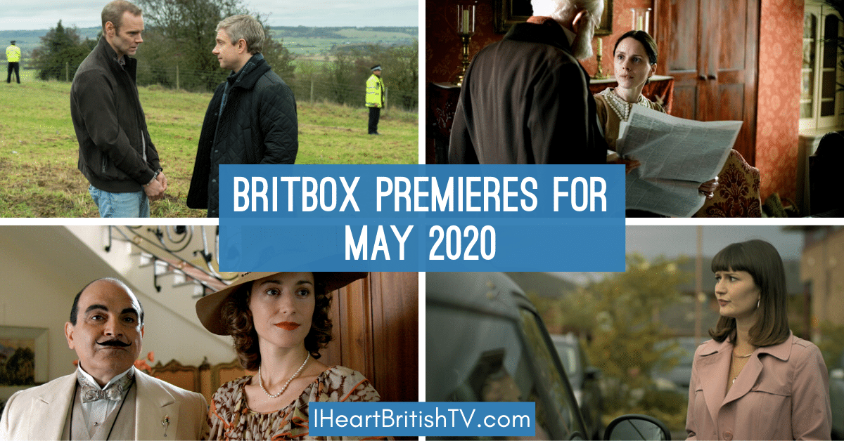 BritBox Premieres: What's New on BritBox in May 2020? 1