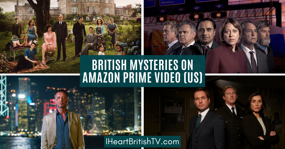 42 British Mysteries You Can Stream on Amazon Prime Video (US) 1