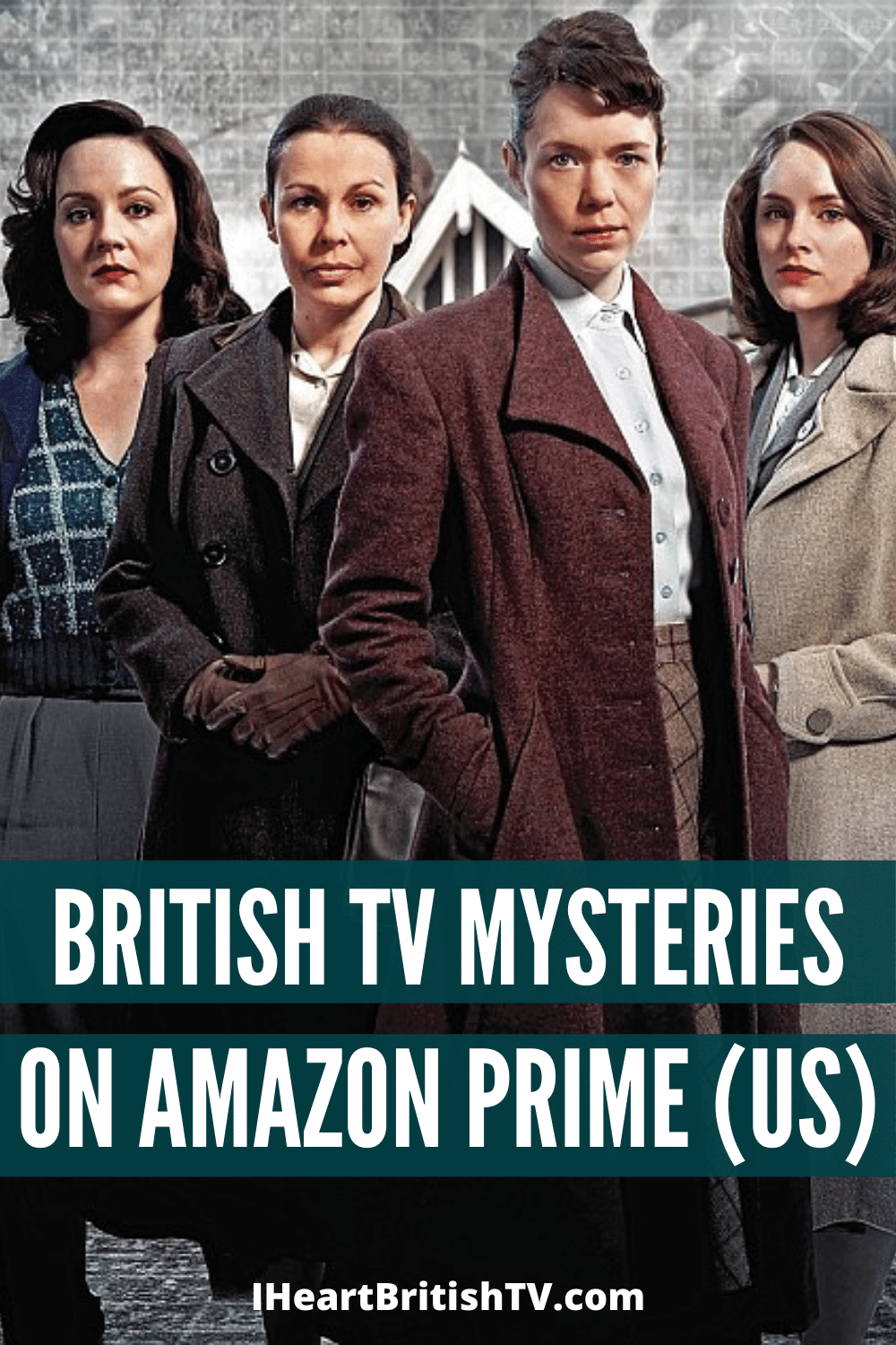 42 British Mysteries You Can Stream on Amazon Prime Video (US) 12