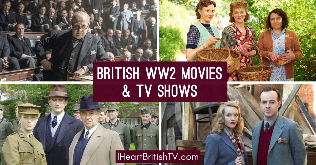 28 WWII Movies and TV Shows + Where To Watch Them 1