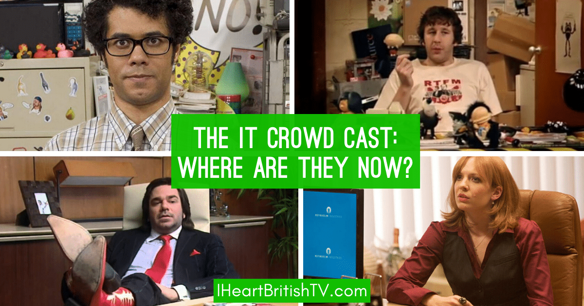 the it crowd cast header
