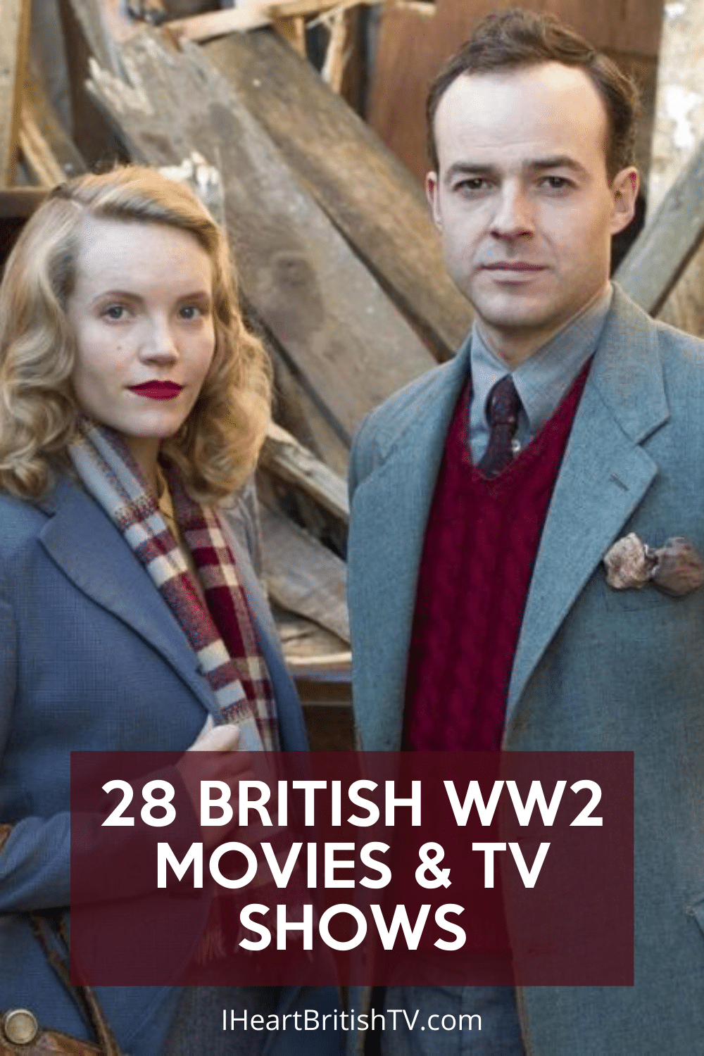 28 WWII Movies and TV Shows + Where To Watch Them 31