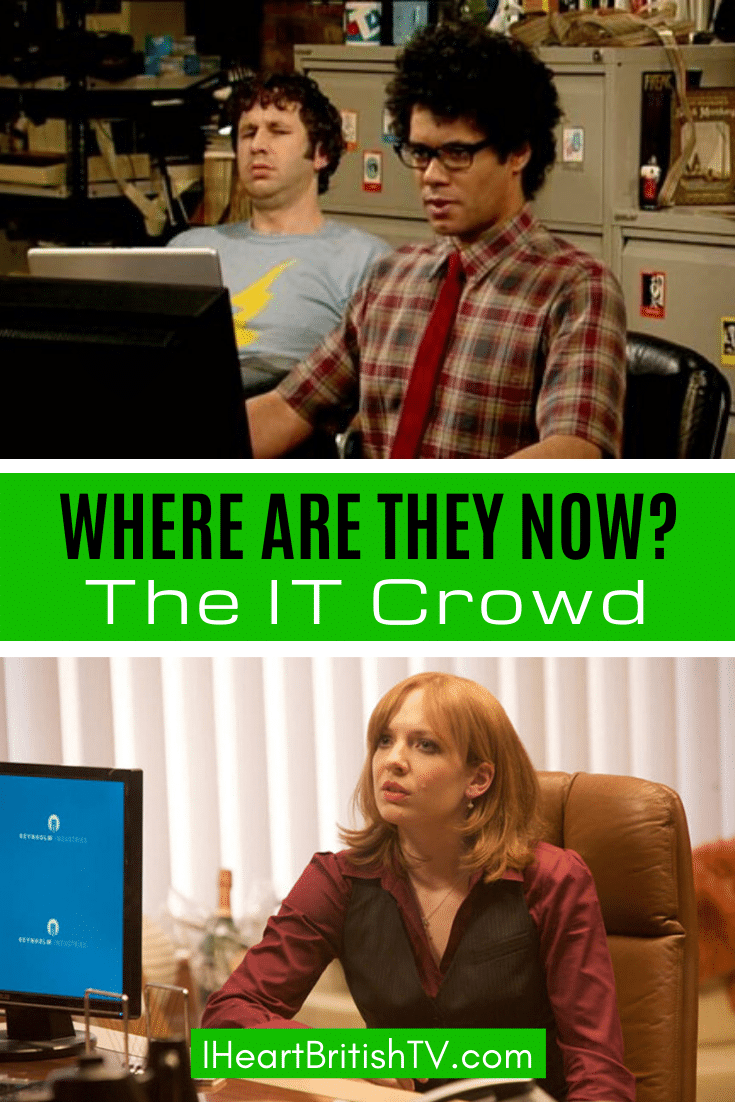 The IT Crowd Cast - Where Are They Now? 17