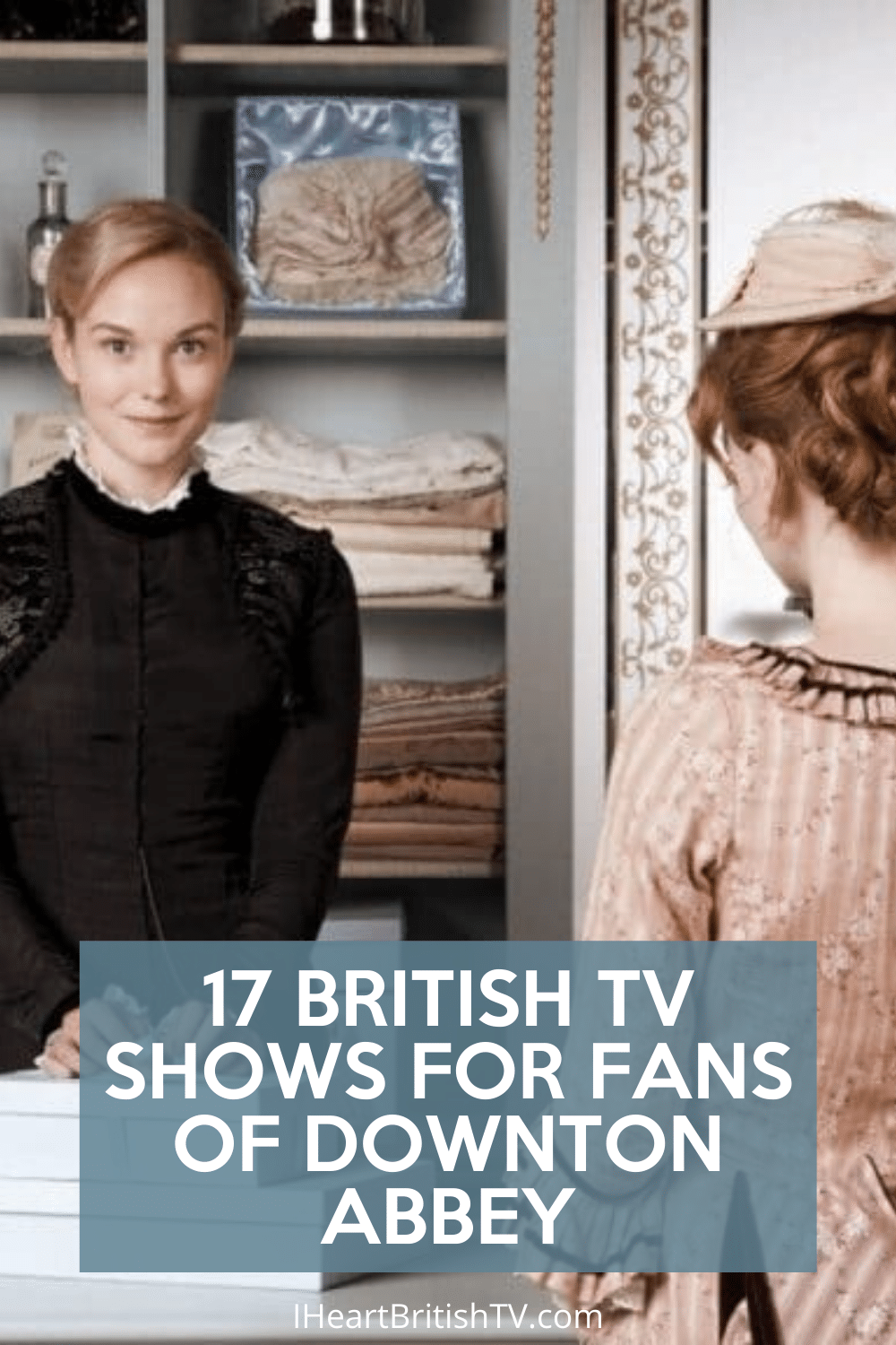 17 British TV Shows like Downton Abbey 20