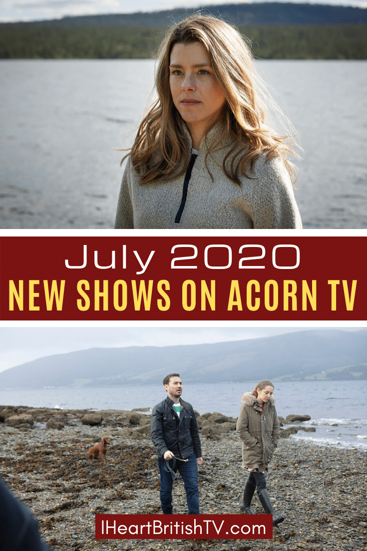 July British TV Premieres: What's New on Acorn TV for July 2020? 13