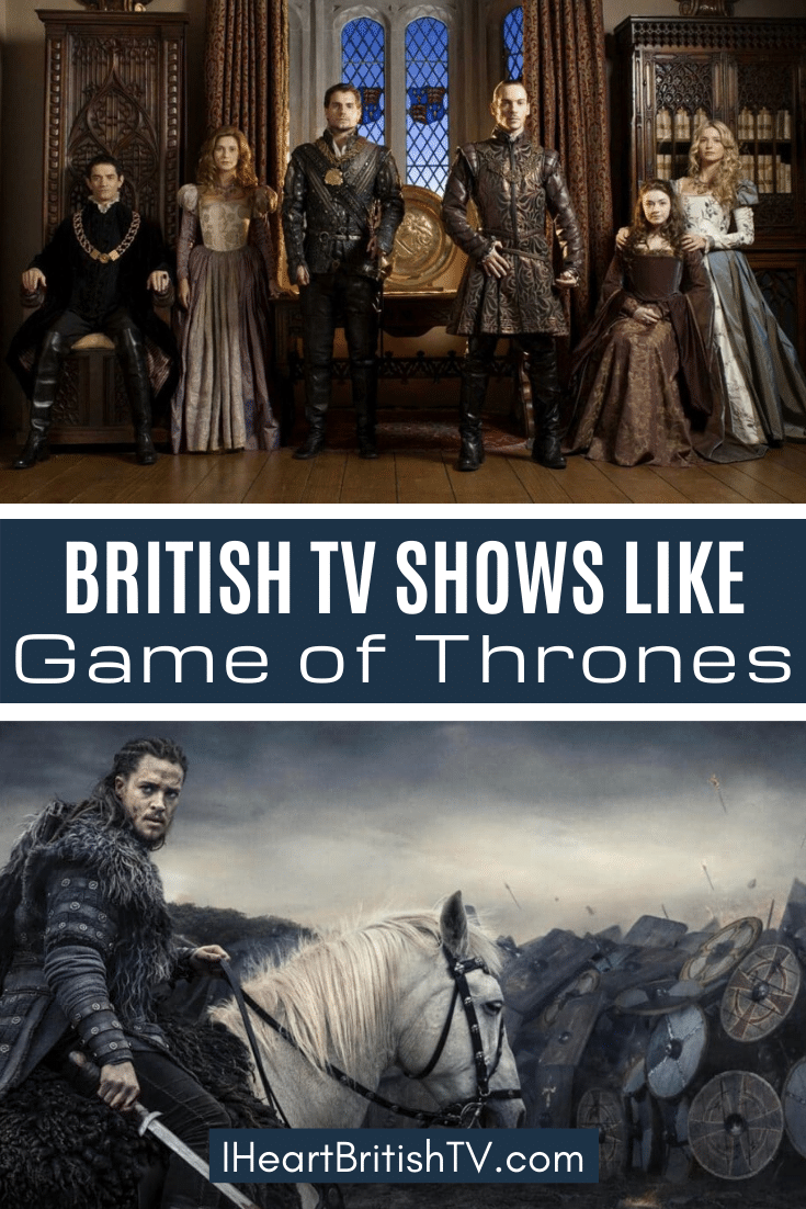 13 British TV Shows like Game of Thrones 16