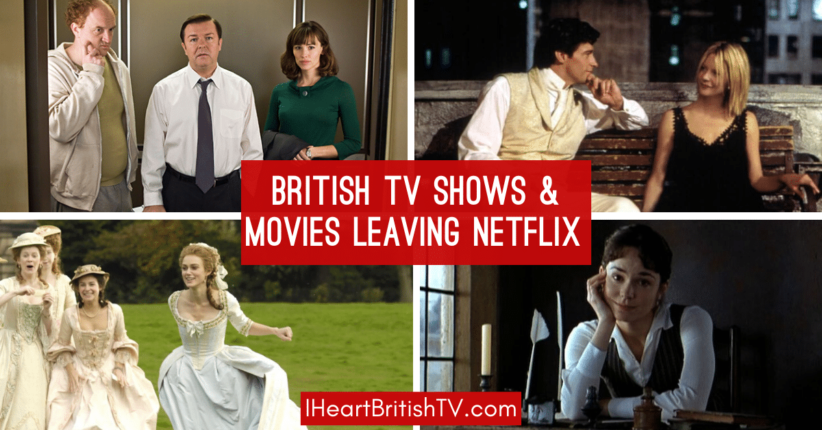 british tv shows leaving netflix july 2020