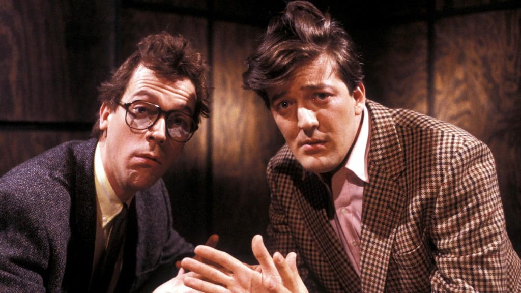 Stephen Fry Movies & TV Shows + Where to Watch Them 12