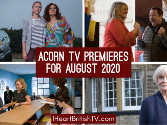 August British TV Premieres: What's New on Acorn TV for August 2020? 38