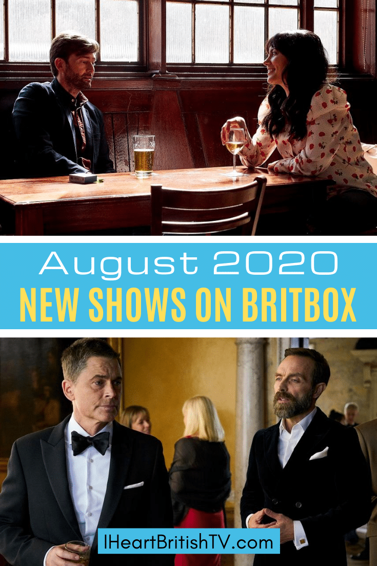 BritBox Premieres: What's New on BritBox in August 2020? 7