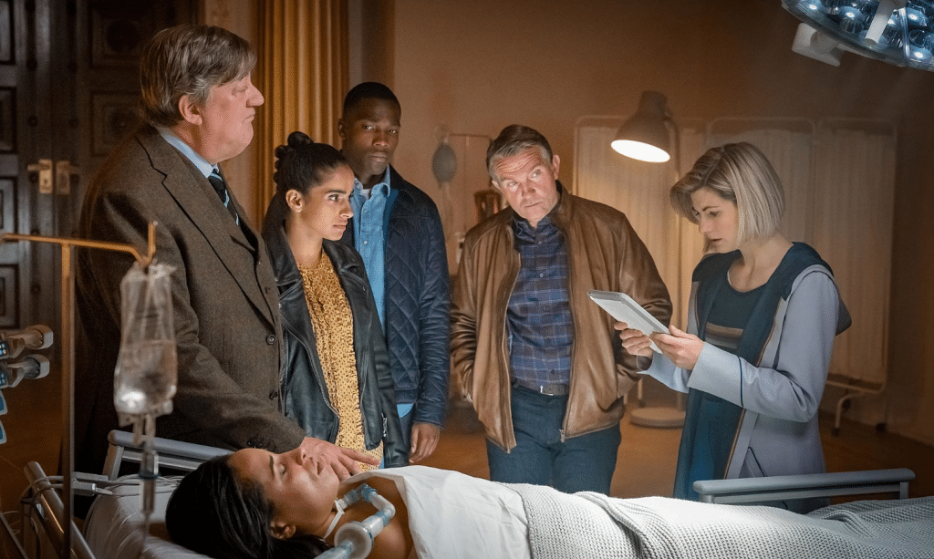 Stephen Fry Movies & TV Shows + Where to Watch Them 16