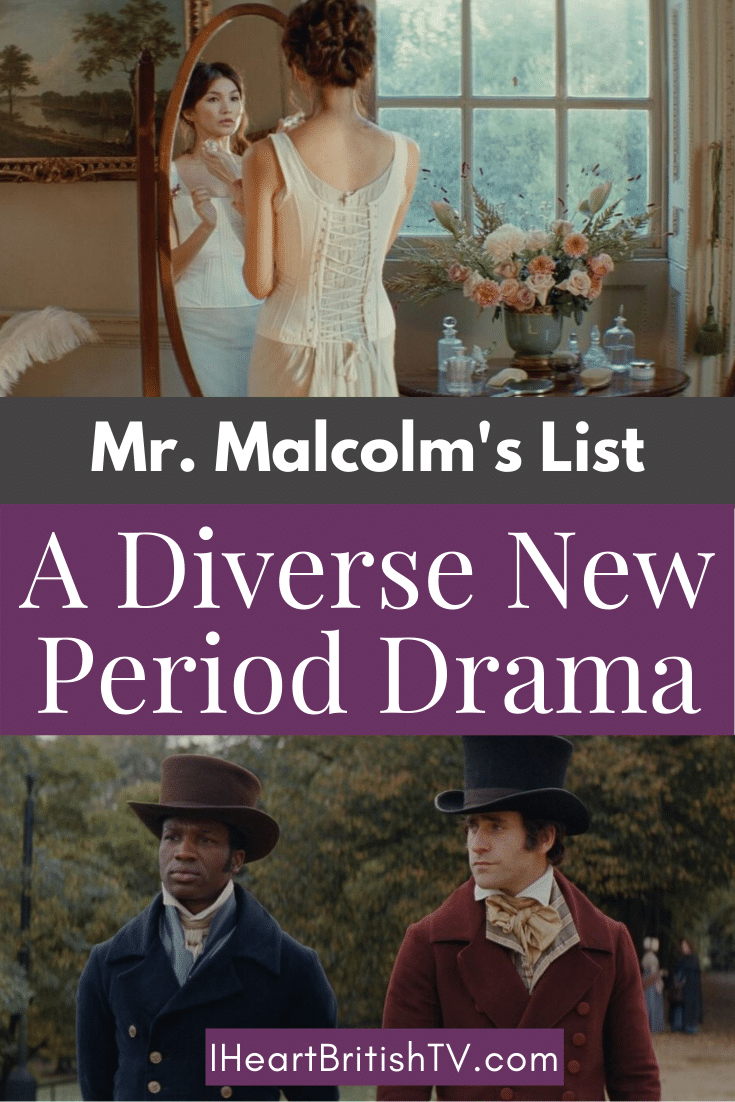 Mr. Malcolm's List: An Upcoming Period Romantic Comedy Starring Sam Heughan 8