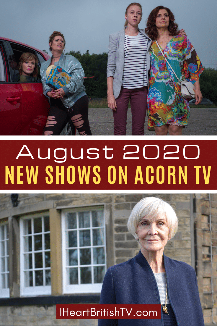 August British TV Premieres: What's New on Acorn TV for August 2020? 16