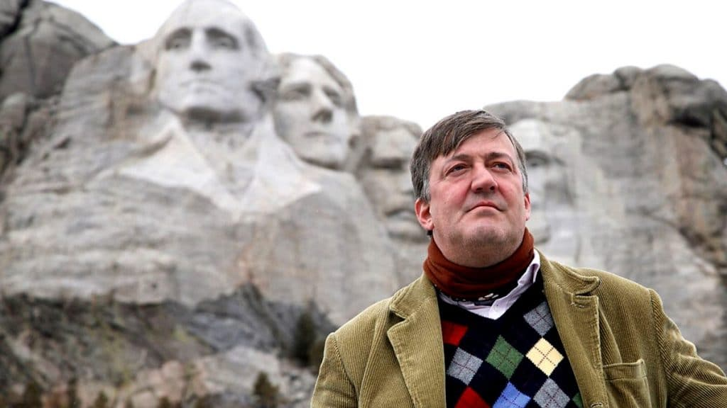 Stephen Fry Movies & TV Shows + Where to Watch Them 14