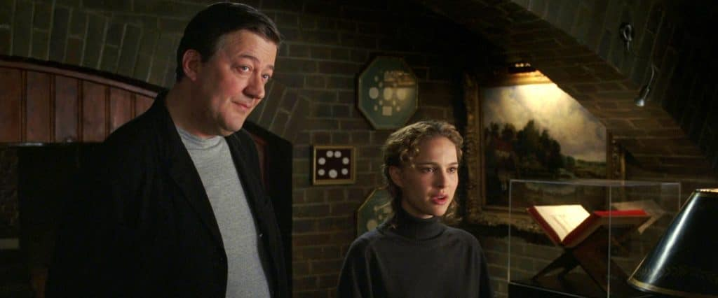 Stephen Fry Movies & TV Shows + Where to Watch Them 9