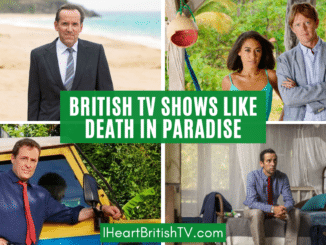 british shows like death in paradise