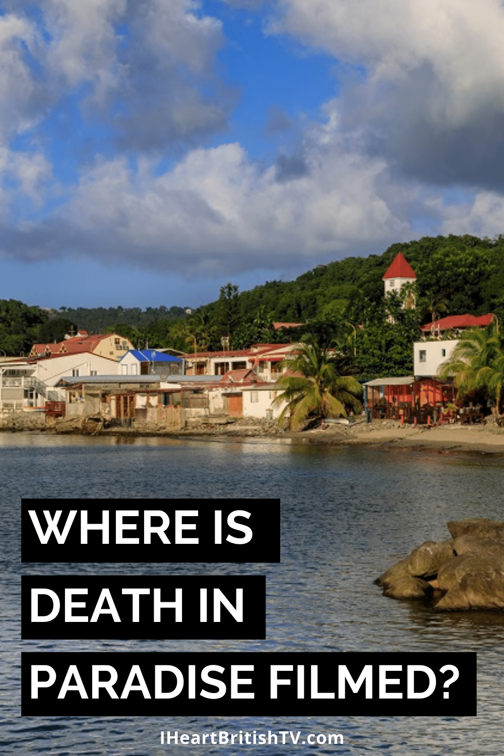 Where Is Death In Paradise Filmed? 5