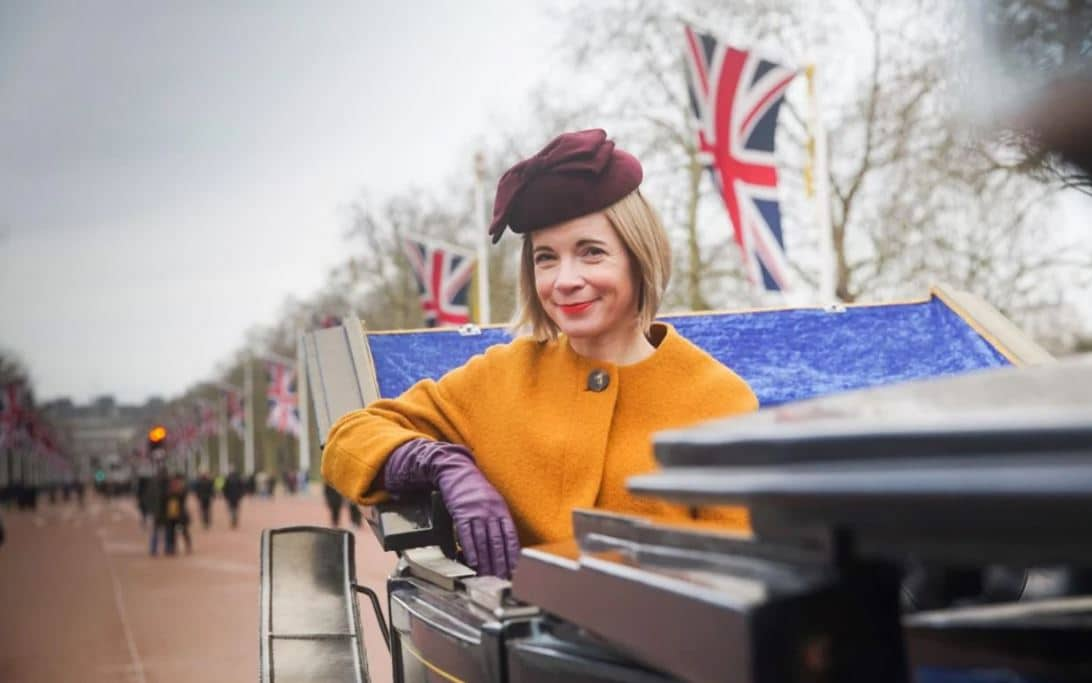 Lucy Worsley's Royal Photo Album Coming to PBS 5