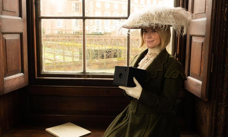 Lucy Worsley's Royal Photo Album Coming to PBS 6
