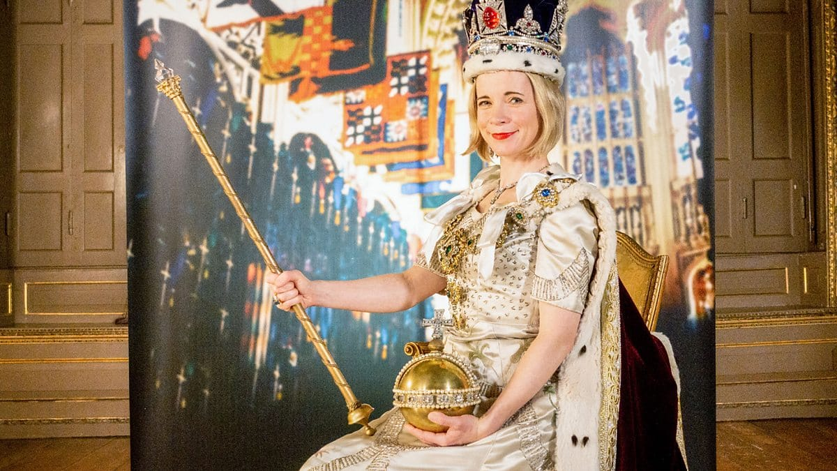 Lucy Worsley's Royal Photo Album Coming to PBS 4
