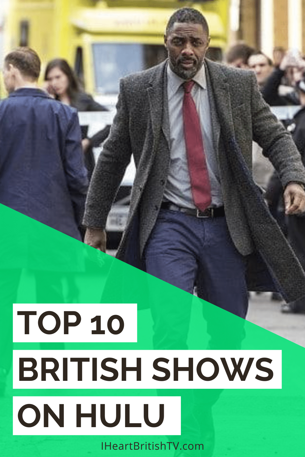 The 10 Best British TV Shows Streaming on Hulu 13