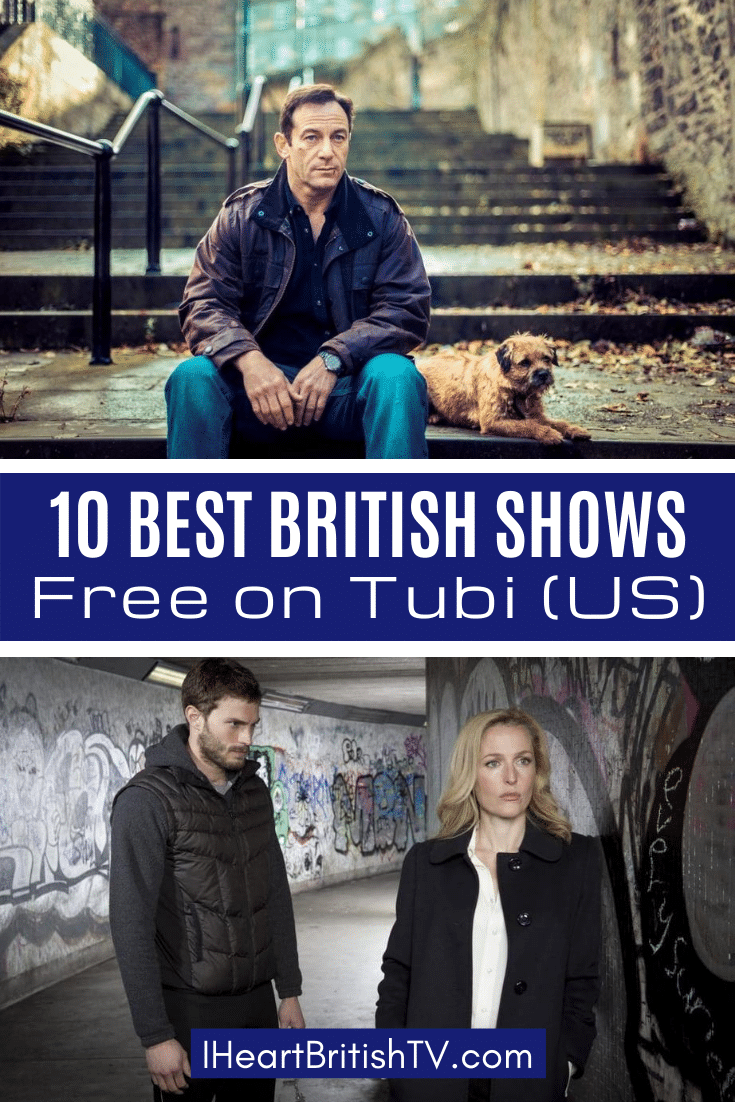 Top 10 British TV Shows Streaming on Tubi 11