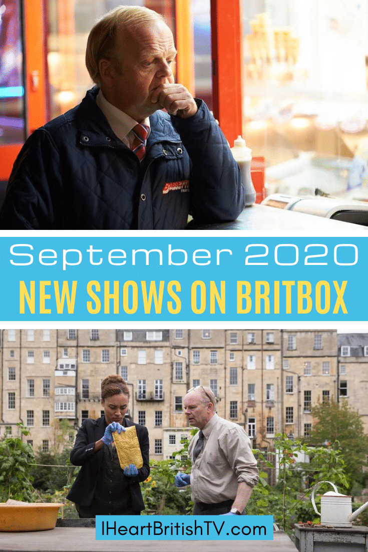 BritBox Premieres: What's New on BritBox in September 2020? 8