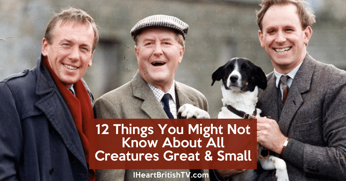 all creatures great and small trivia feature