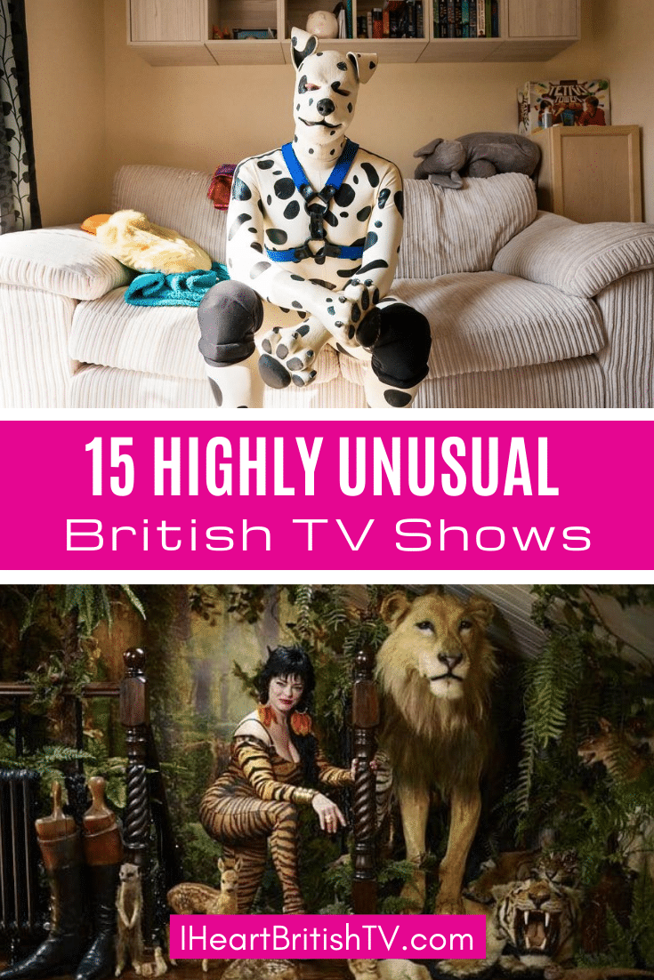 15 of the Weirdest, Most Unusual British TV Shows You Can Stream 9