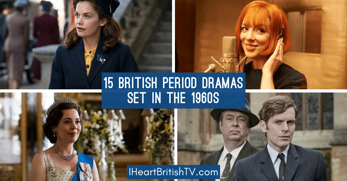 british tv shows set in the 60s