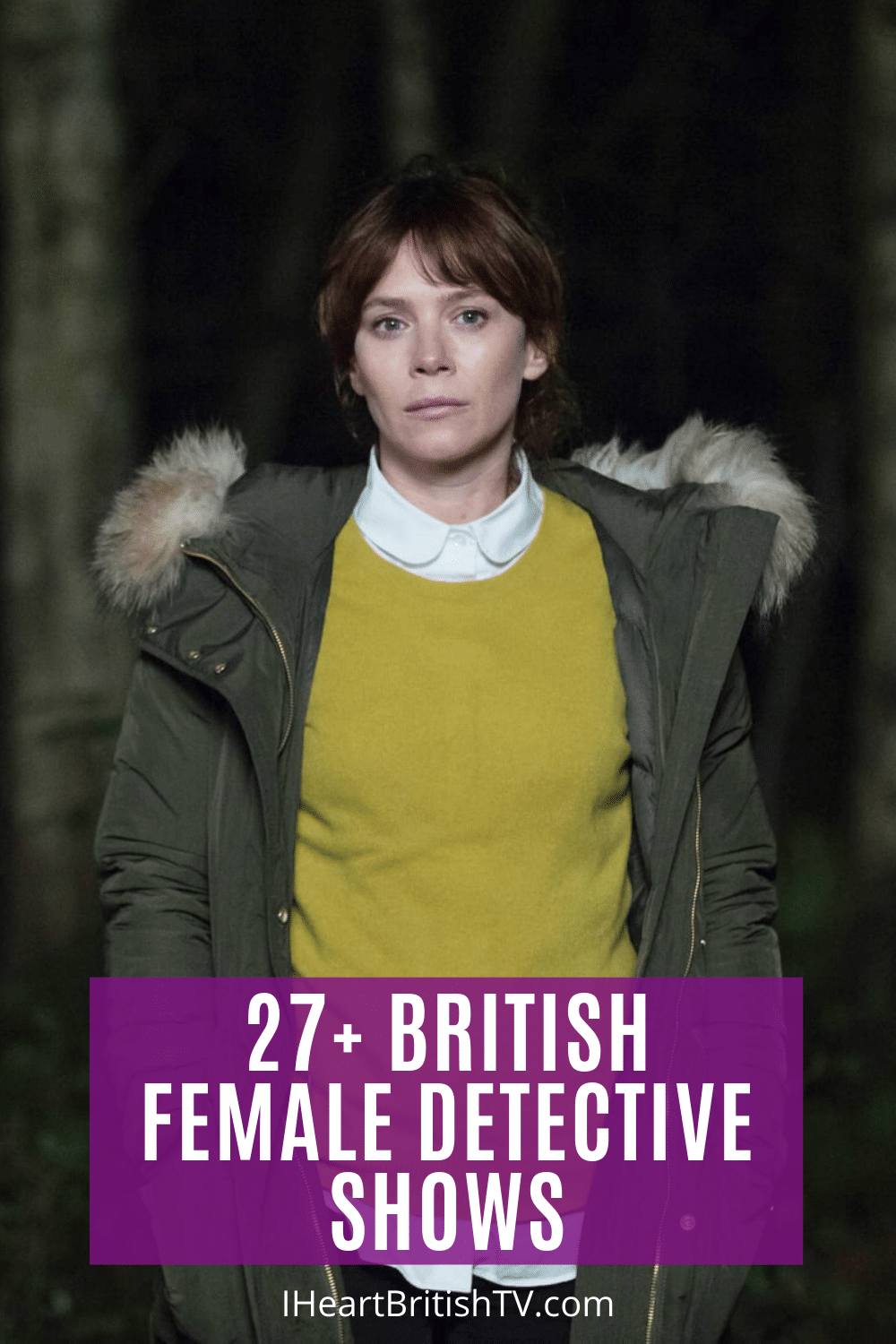 30+ of the Best Female Detective Shows of British TV (& Beyond) 41