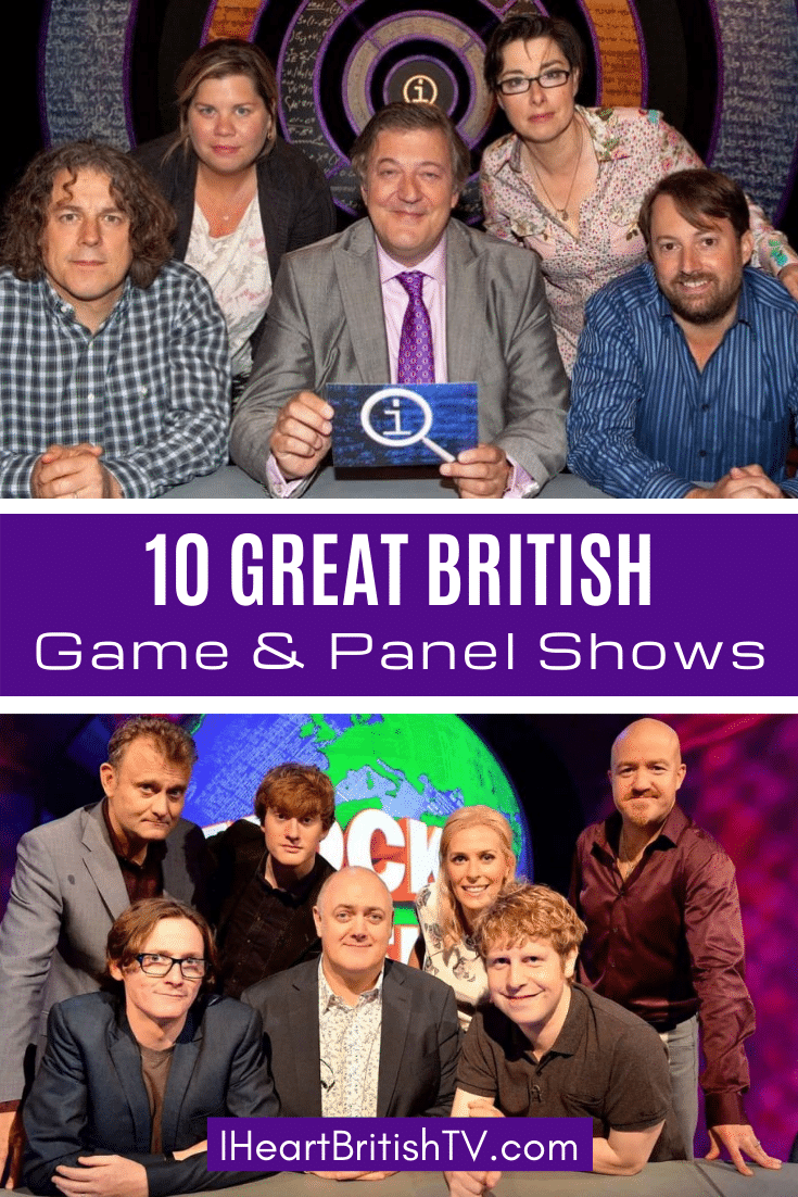 11 Great British Comedy Panel & Game Shows Streaming Now 12