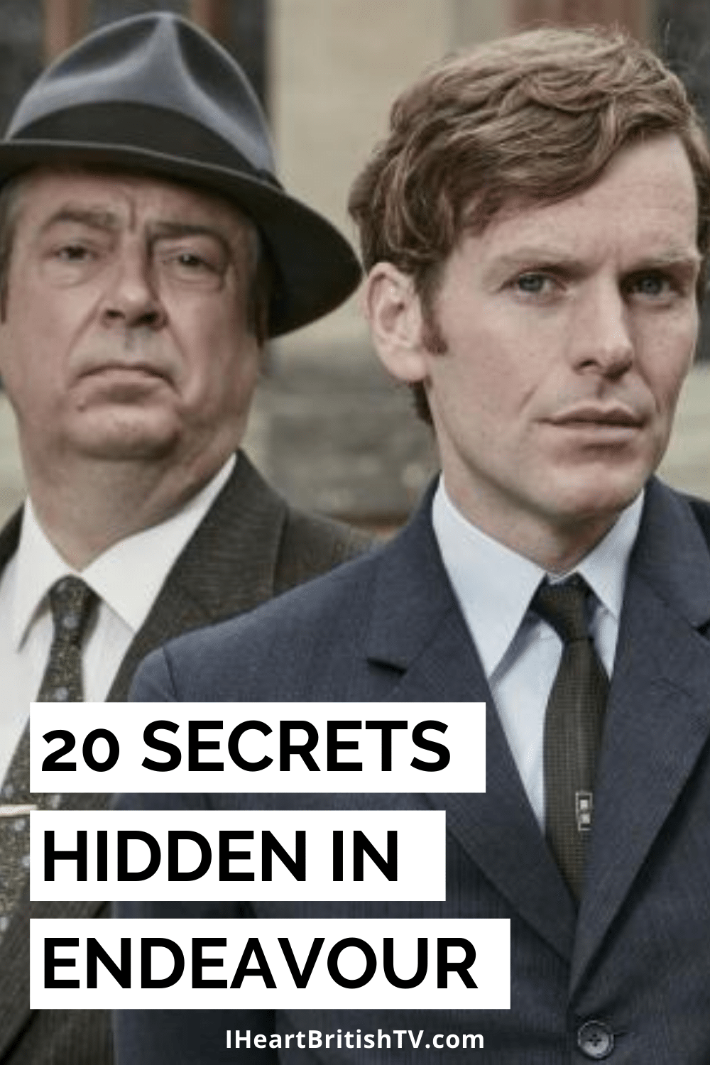 20 Hidden Secrets You May Have Missed in Endeavour 16