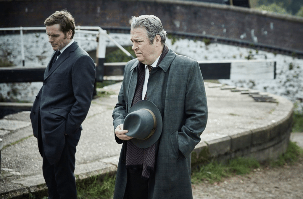 Endeavour and Thursday