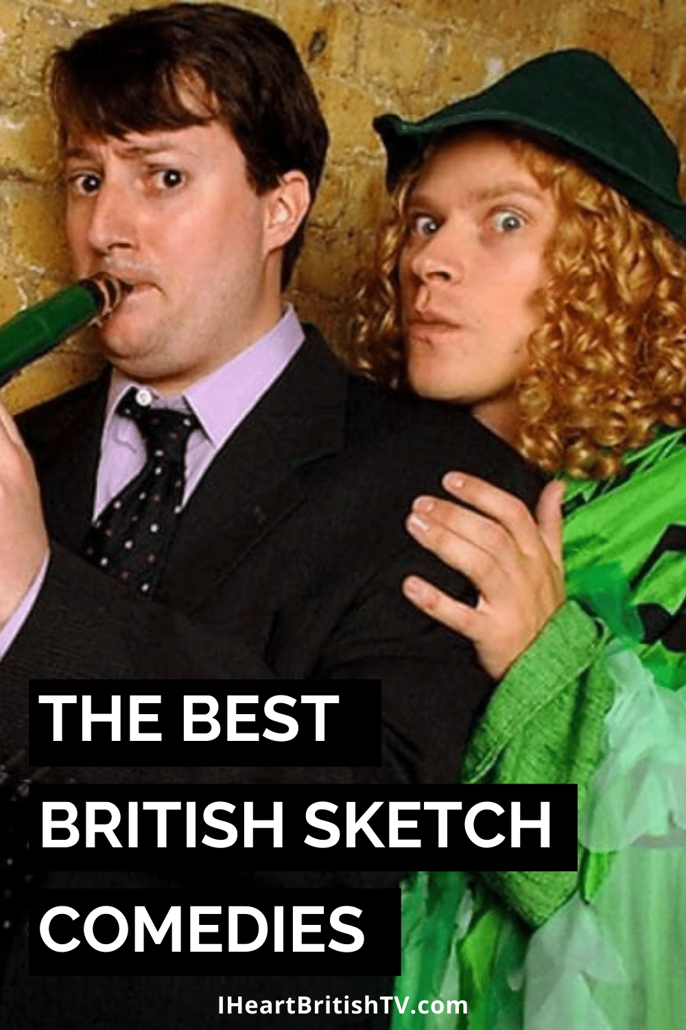17 Great British Comedy Sketch Shows 5