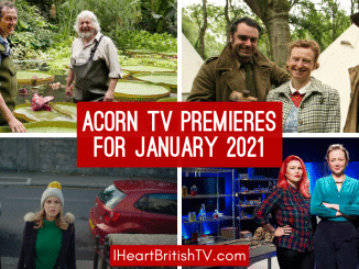 January British TV Premieres: What's New on Acorn TV for January 2021? 13