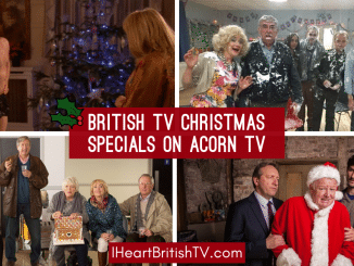British TV Christmas Specials on Acorn TV: 2020 Edition 3