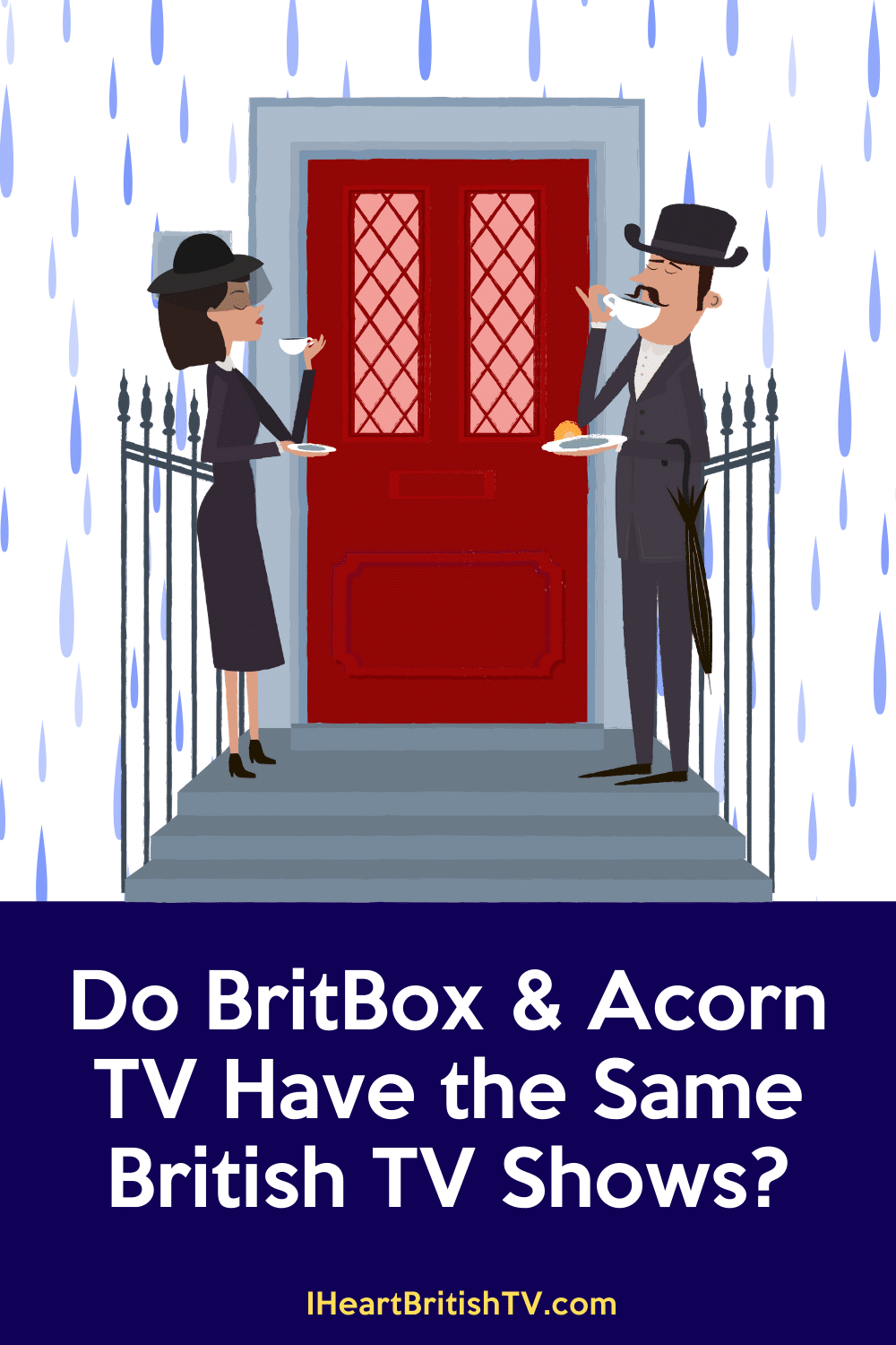 Do BritBox and Acorn TV Have Many of the Same Shows? Here Are the Numbers. 6