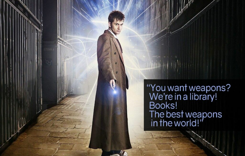 The Best (Modern-Era) Doctor Who Quotes 2