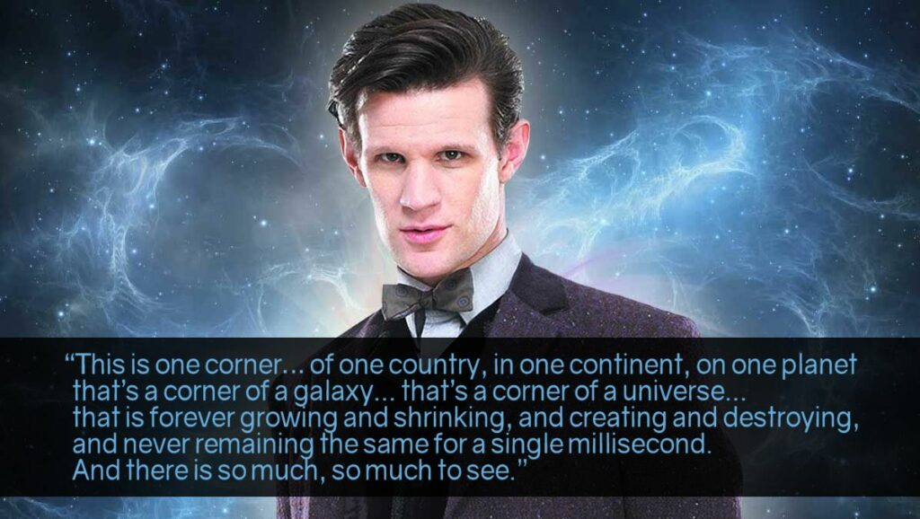 The Best (Modern-Era) Doctor Who Quotes 3