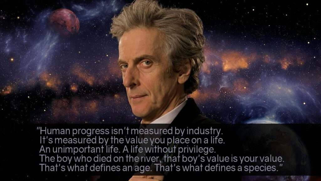 The Best (Modern-Era) Doctor Who Quotes 4