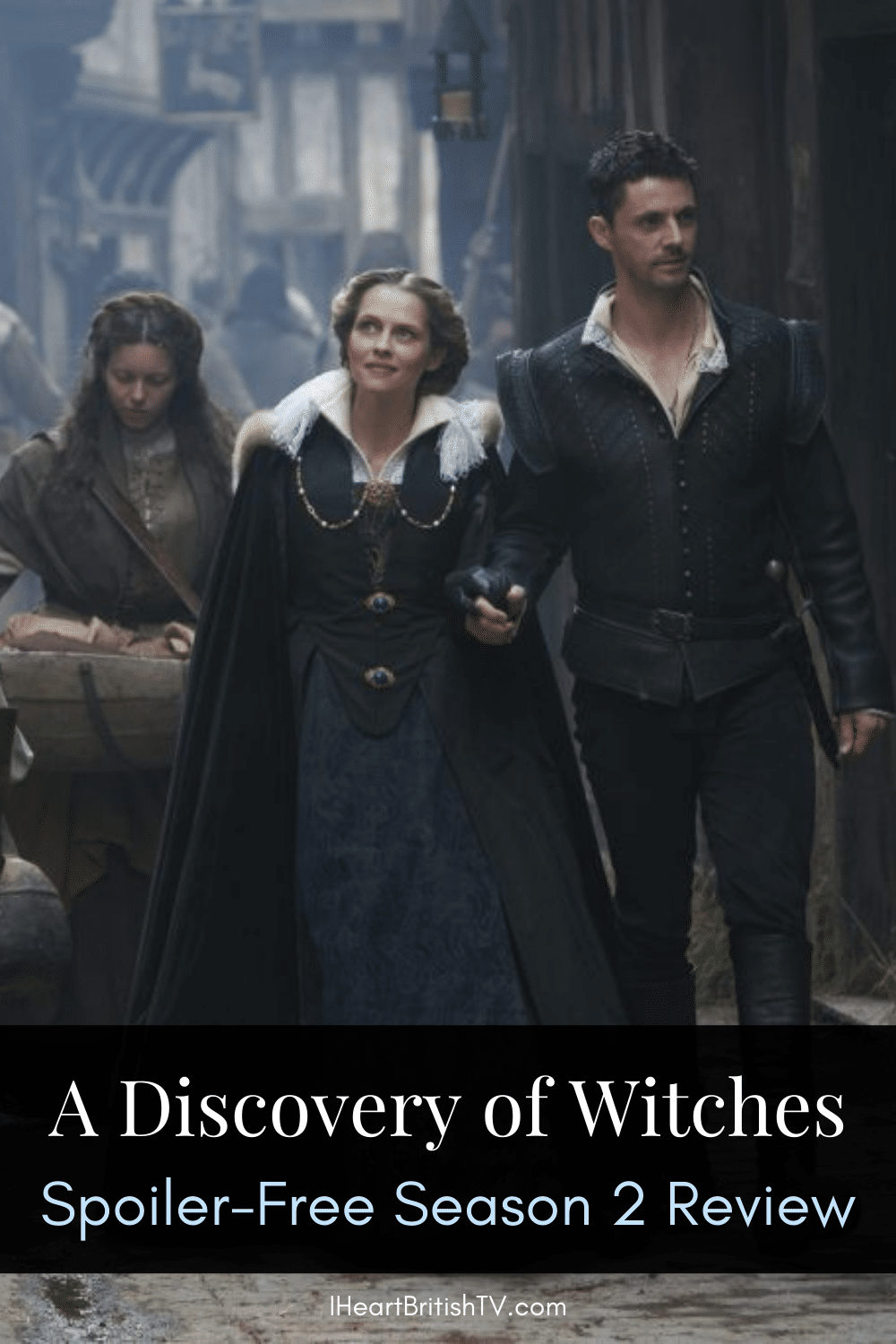 A Discovery of Witches Season 2 Spoiler-Free Review 3