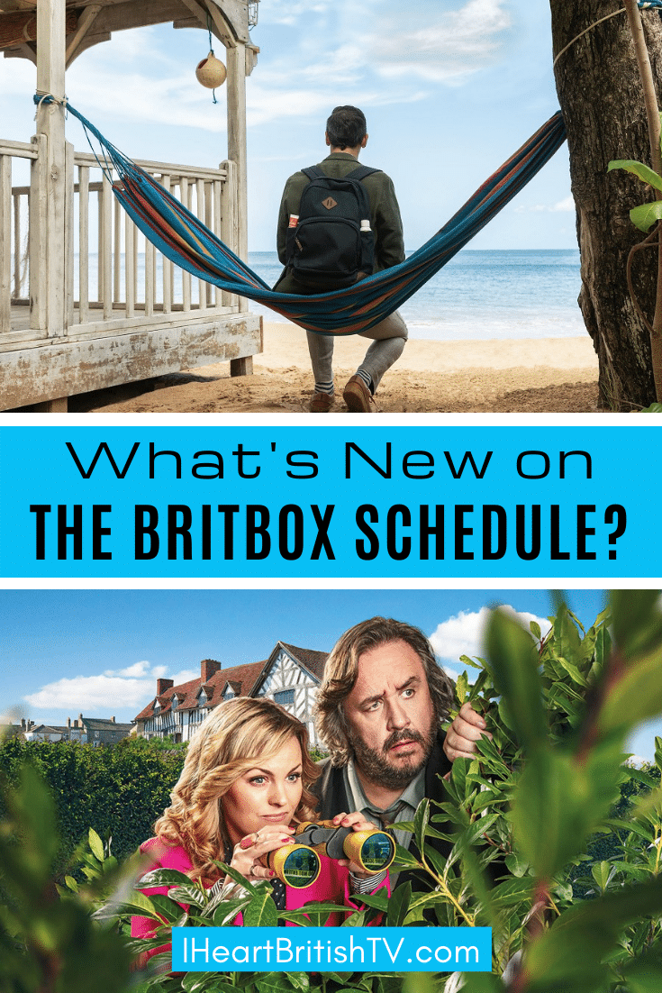 What's New on BritBox? Coming Soon + Recent BritBox Schedules 3